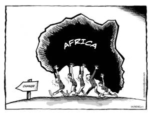 Africa in the hands of the youth