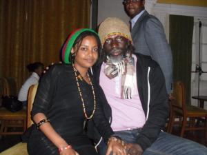 Rahel and Tiken Jah Fakoly