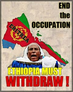 End occupation of Eritrea